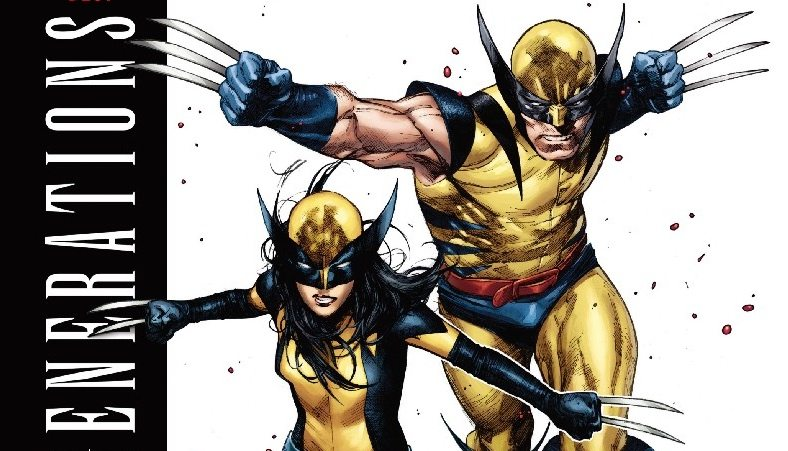 Generations: All-New Wolverine & Wolverine #1 Spoilers - Made Us Cry and Laugh and Miss Logan - The Fanboy SEO