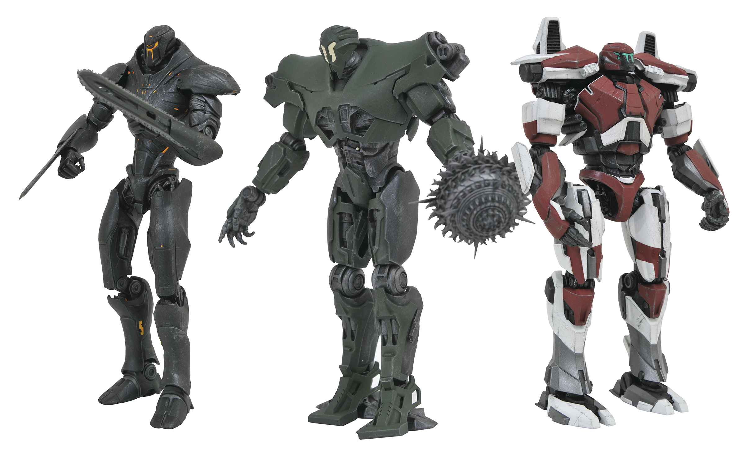 Pacific Rim 2 Select Action Figures Wave 2 - The Fanboy SEO