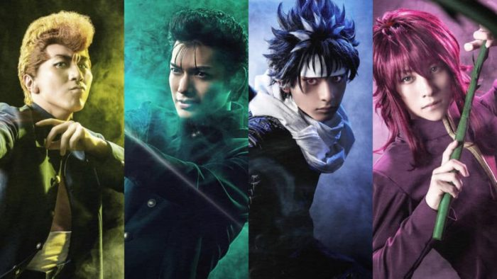 These Promotional Photos For The Yu Yu Hakusho Stage Play 2019 Will Make You Want To See A Movie Version The Fanboy Seo